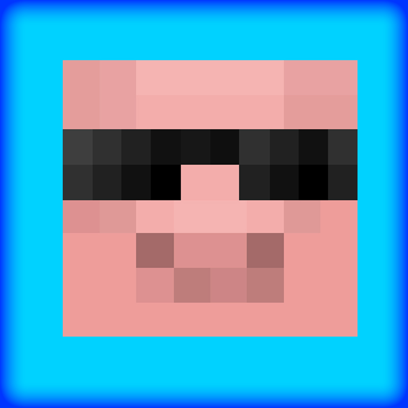 Minecraft Pig Face Epic Face Background -...