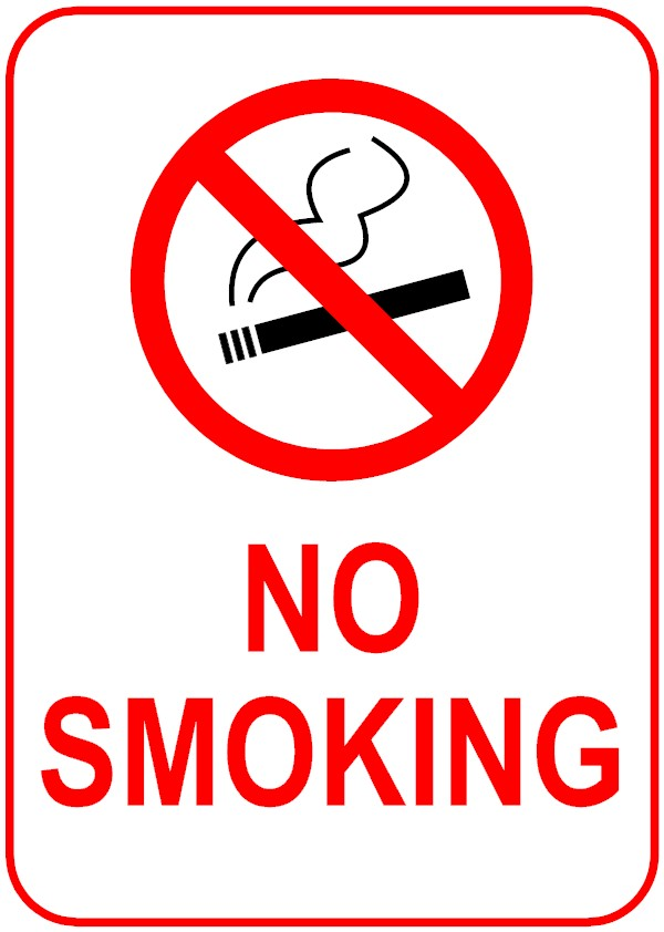 free clipart no smoking symbol - photo #48