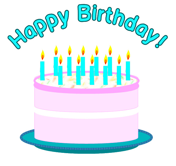 Happy Birthday Cake Clipart | quotes.lol-rofl.com