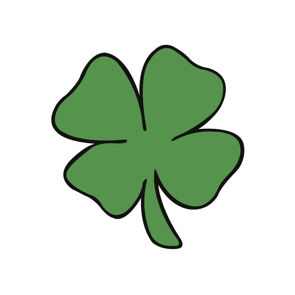 I don't need luck cause I got a four-leaf clover – Guess Who's Back