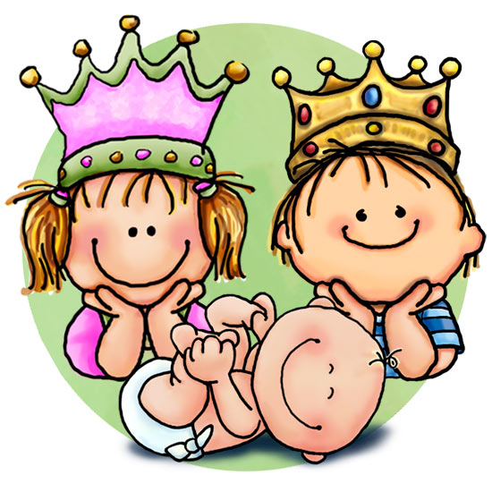 Brother And Sister Clip Art - Cliparts.co