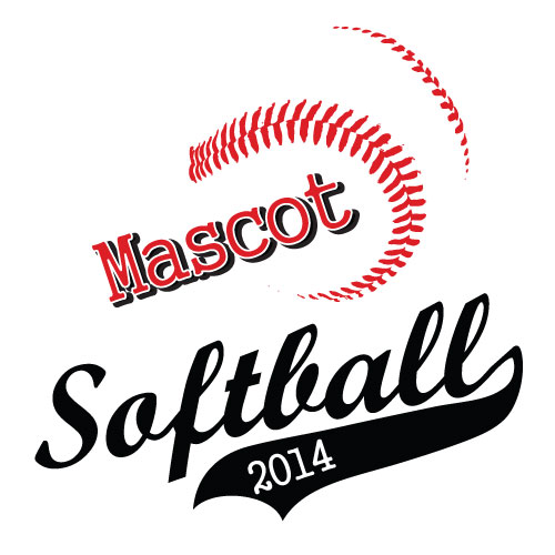 Softball Uniform Logo Designs