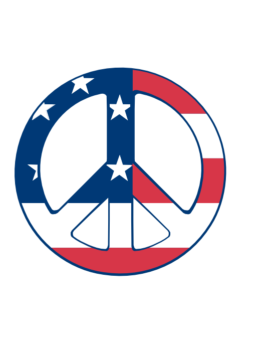 Scalable Vector Graphics us Flag Peace Symbol scallywag ...