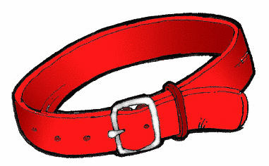 dog collar clip art clipartsco
