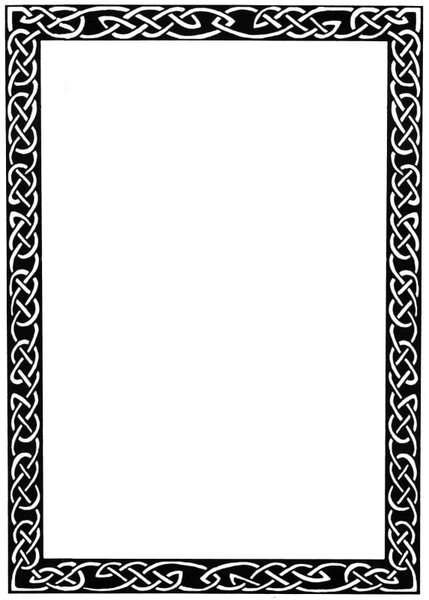 celtic border clipart rh worldartsme com ornament celtic border vector celtic border clipart vector