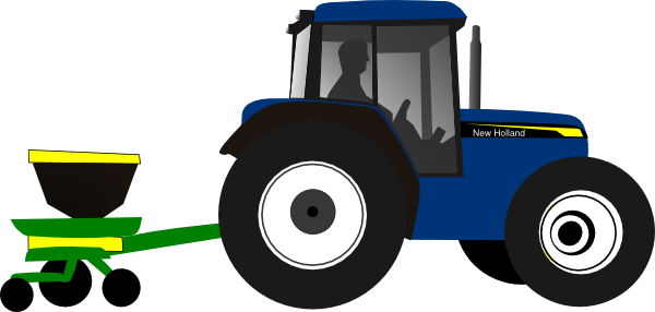 Tractor Pull Clip Art Vector : Picture of a tractor cliparts