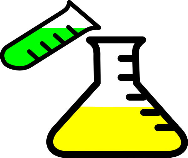 Science Beaker Clip Art - Cliparts.co