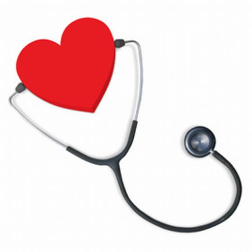 free medical heart clipart - photo #25