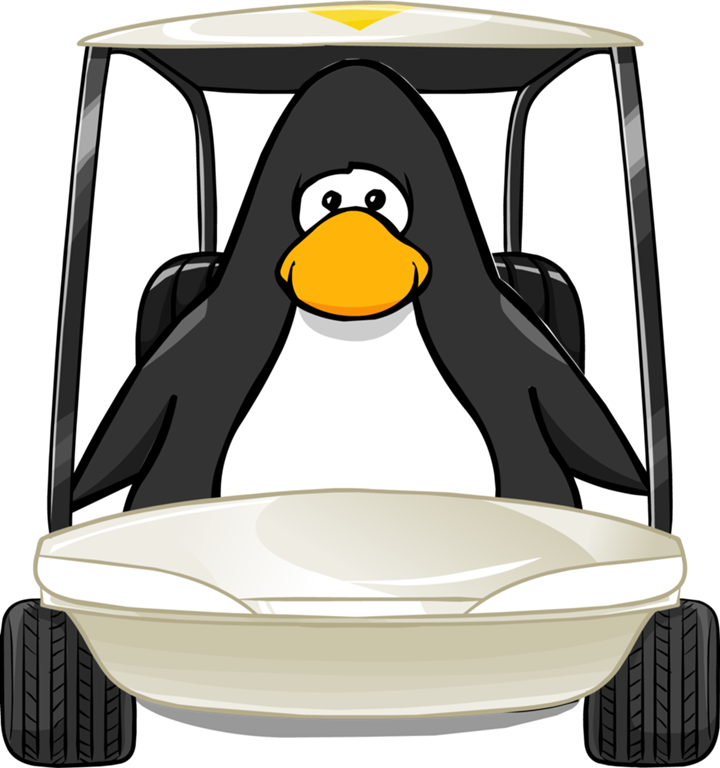 ... Cart From Player Card.png - Club Penguin Wiki - The ... - Cliparts.co