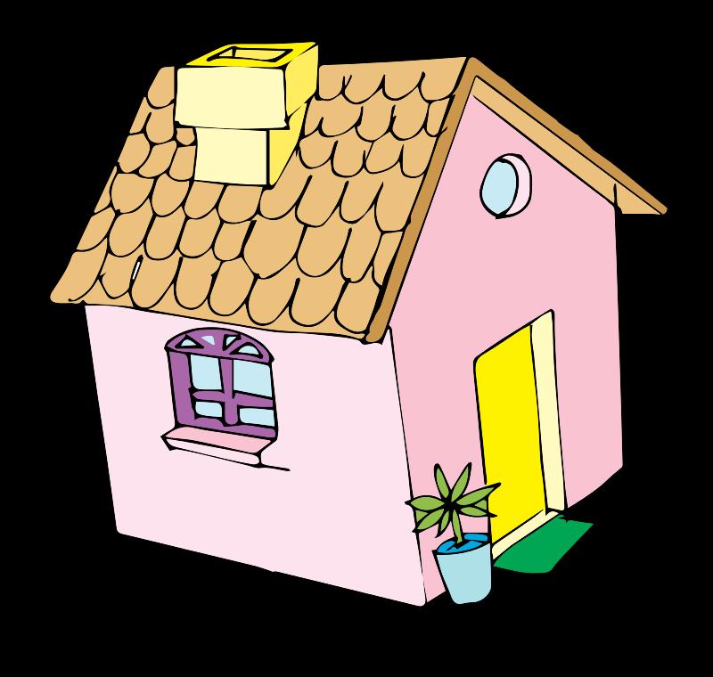 Free To Use U0026 Public Domain Houses Clip Art