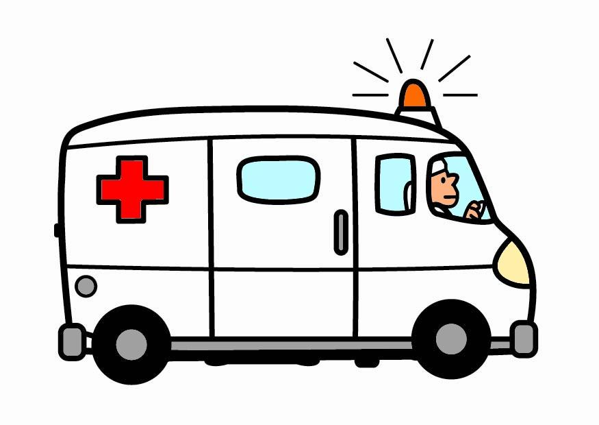 Ambulance Drawing For Kids Images & Pictures - Becuo - Cliparts.co