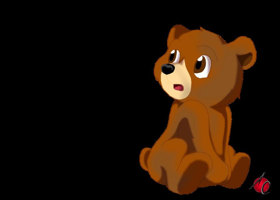 Cute Cartoon Bear - Cliparts.co