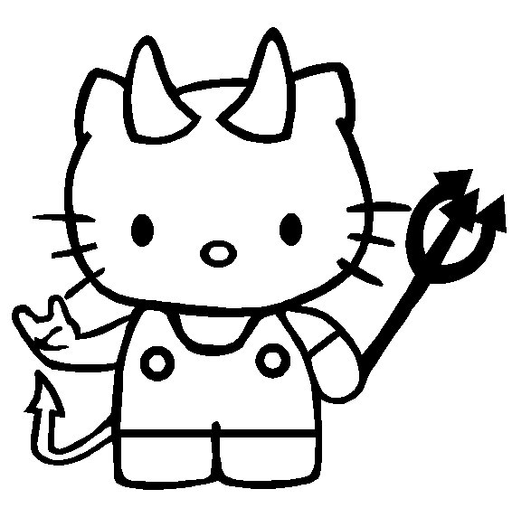 Hello Kitty Face Coloring Pages Template Coloring Photos