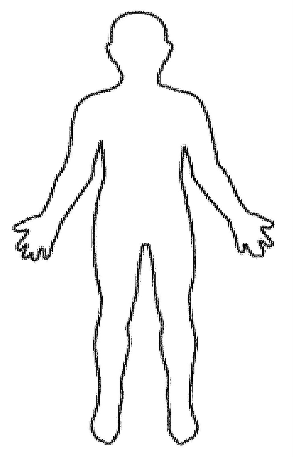 clipart human figure - photo #10