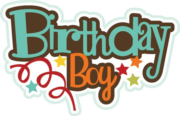 Birthday Boy Pics - Cliparts.co