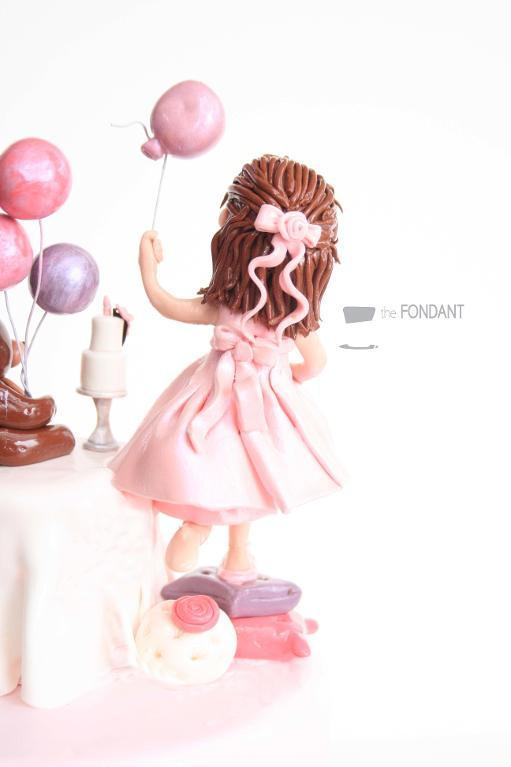 You have to see Birthday Girl, Grace by FondantFlinger!