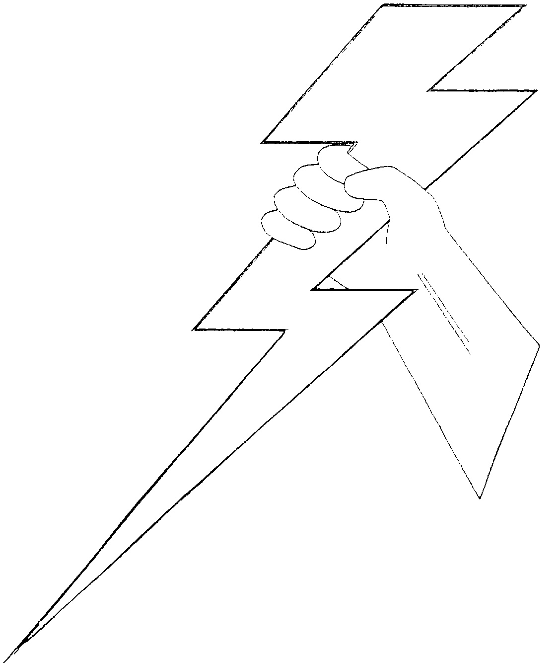 printable lightning bolt cliparts co