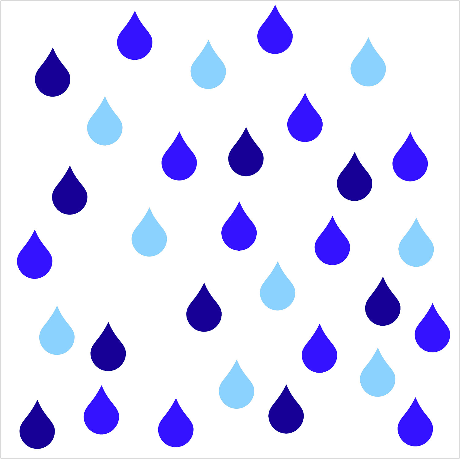Rain Drops Clip Art - Cliparts.co