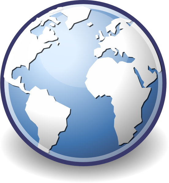 World Wide Web Clipart Cliparts Co