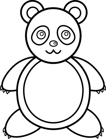 cute teddy bears coloring pages