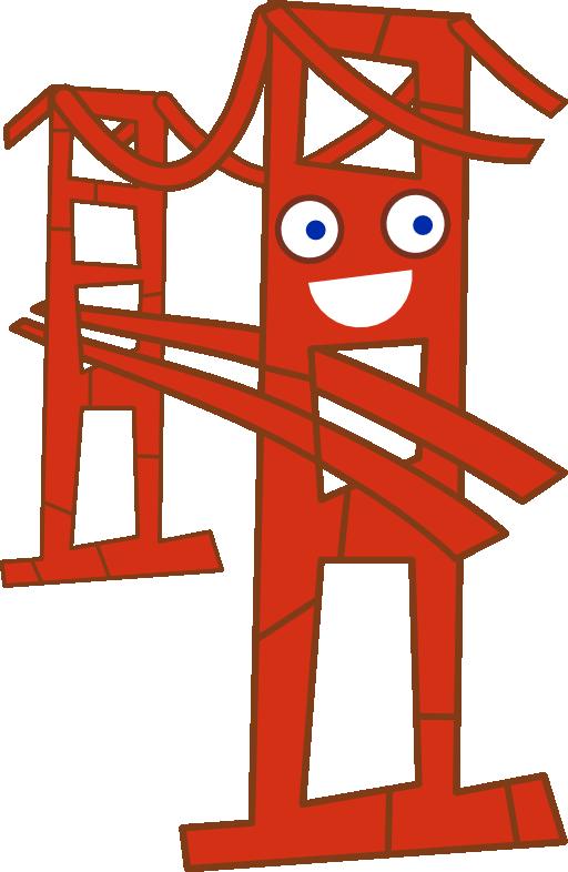 Golden Gate Bridge Clip Art - Cliparts.co