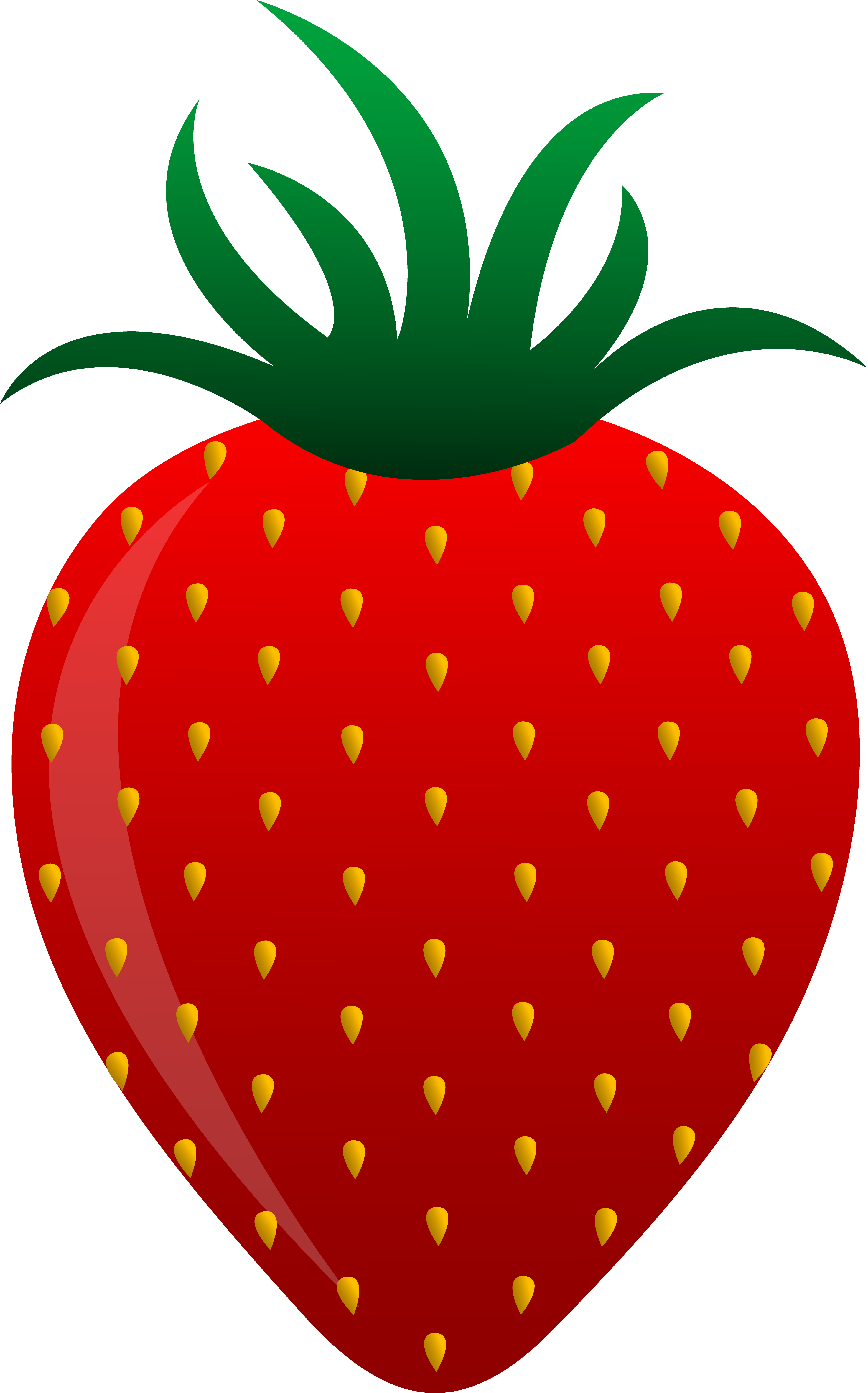 clip art cartoon strawberry clipart rh worldartsme com