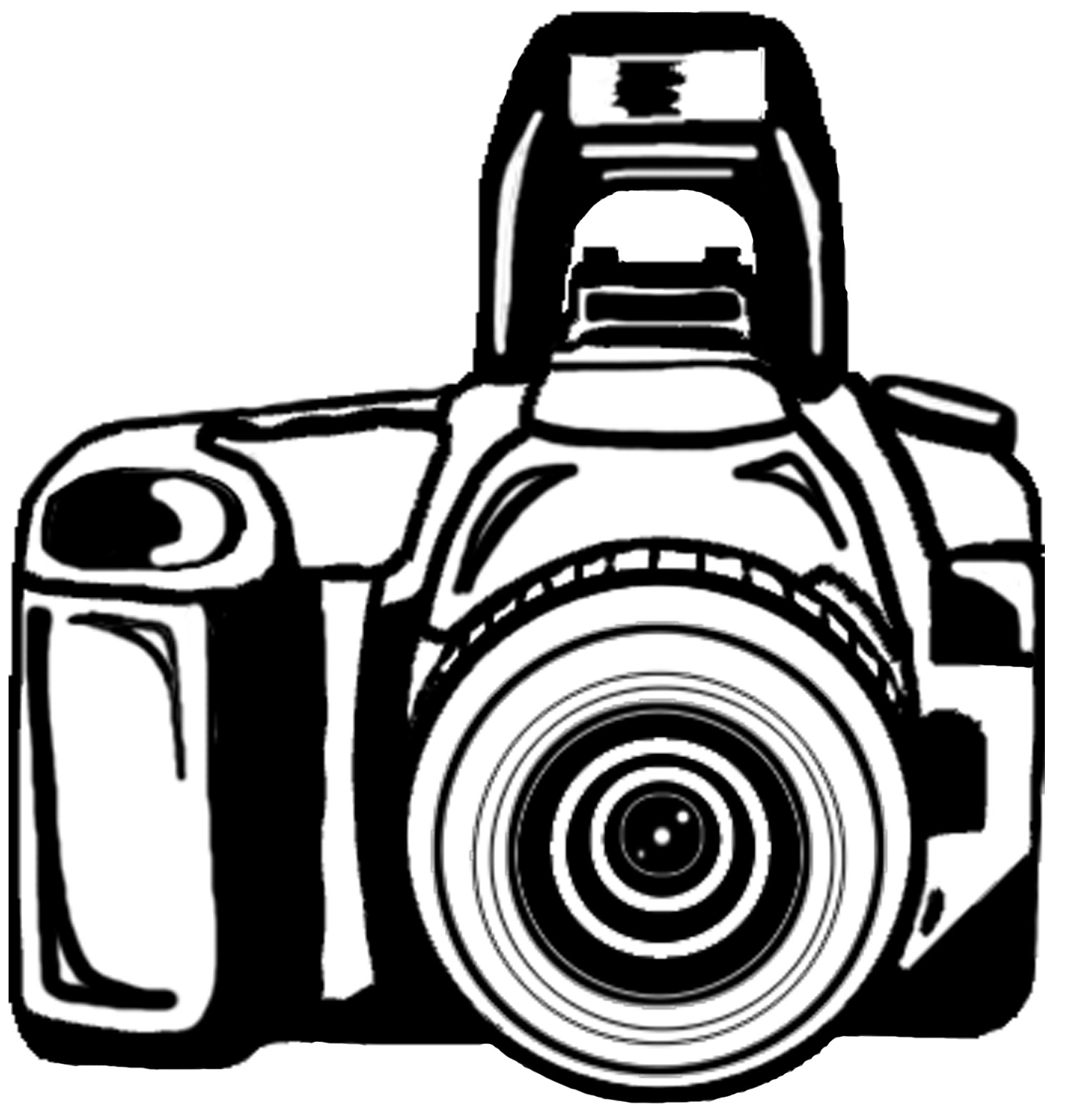 Cartoon Camera Clip Art - Cliparts co