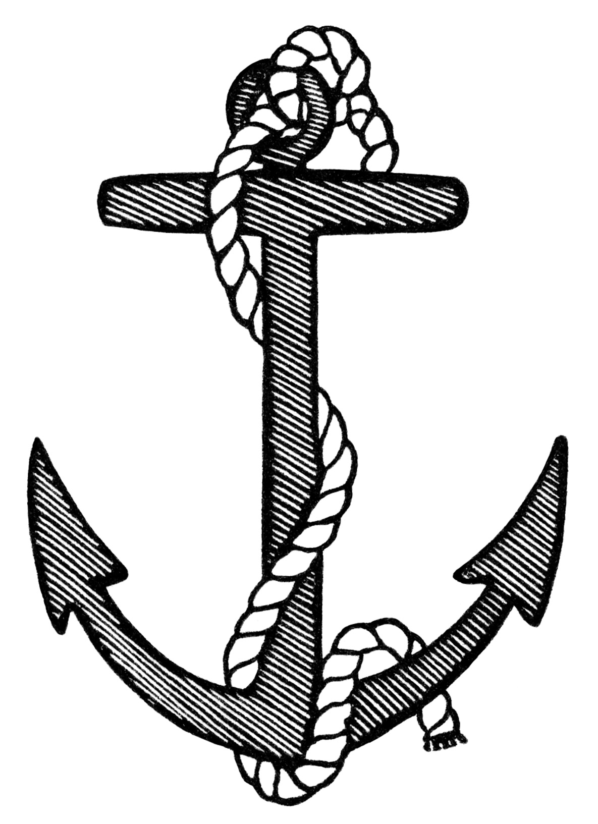 anchor clipart no background - photo #50