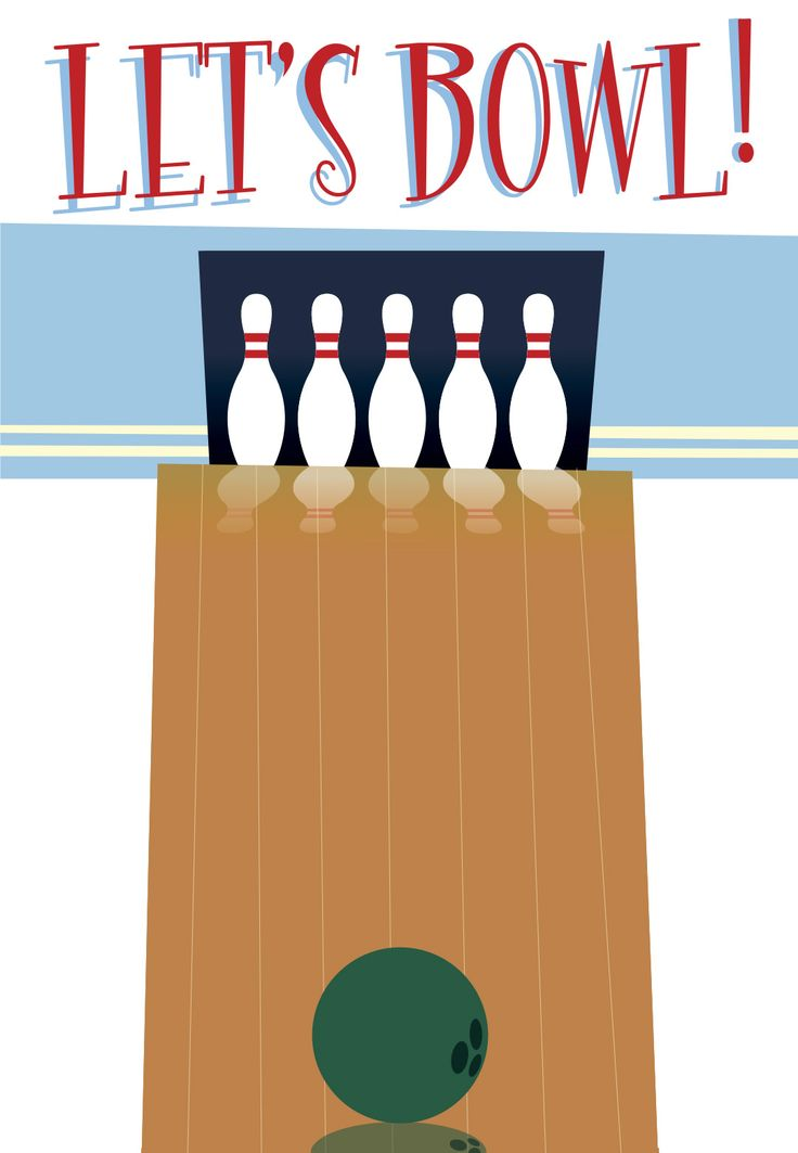 Free Printable Bowling Party Invitations Cliparts Co