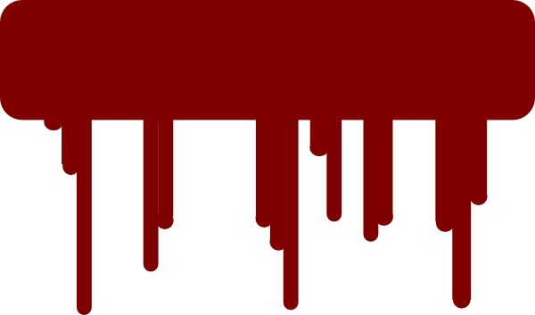 Dripping Blood Clipart - Cliparts.co