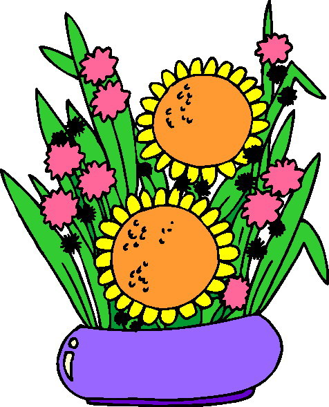 Clip Art - Clip art sunflower 837097