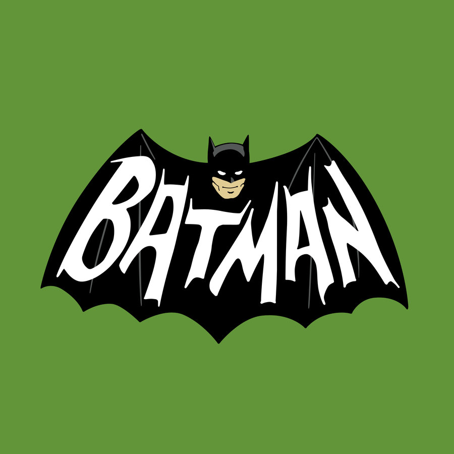 1966 Batman Logo Vector by chev327fox on deviantART