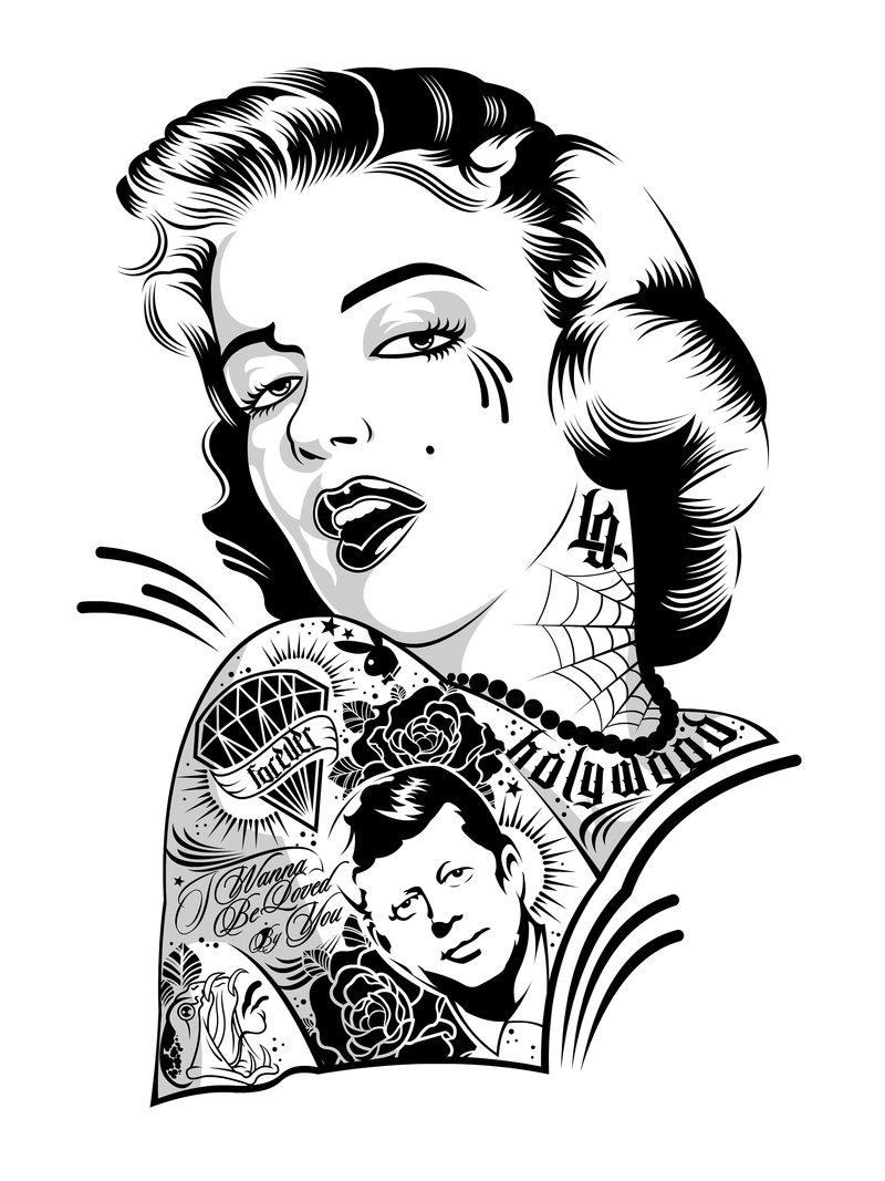 Tattoo Vector Clipartsco