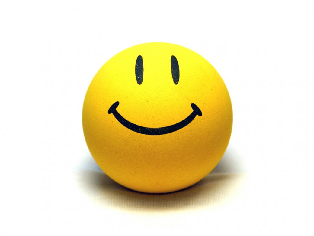 Laughing Smiley Face Gif