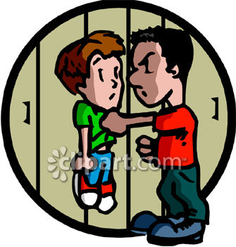 Physical Bullying Clipart - Gallery
