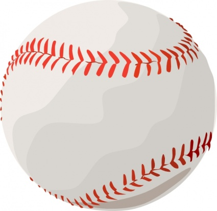 Baseball clip art - Download free Sport vectors