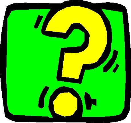 Clipart Question Mark - Cliparts.co