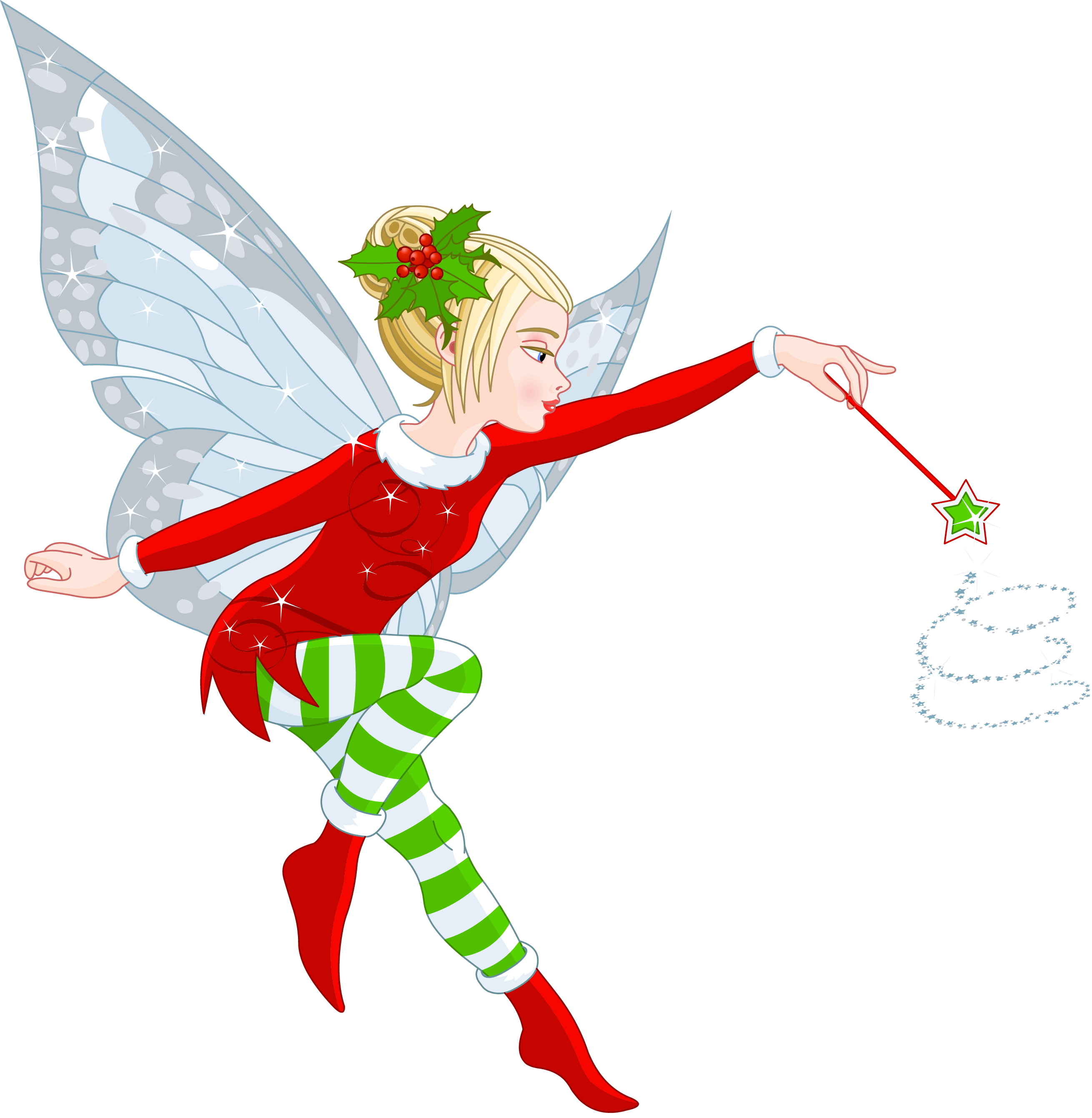 christmas elf clipart free - photo #5
