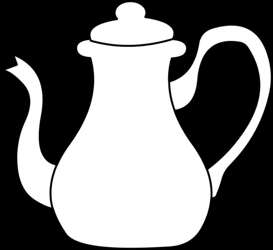 Tea Pot Clip Art - Cliparts.co