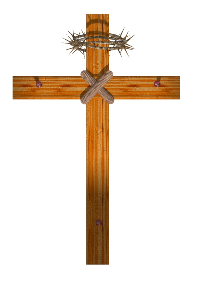 Wooden Cross Images - Cliparts.co