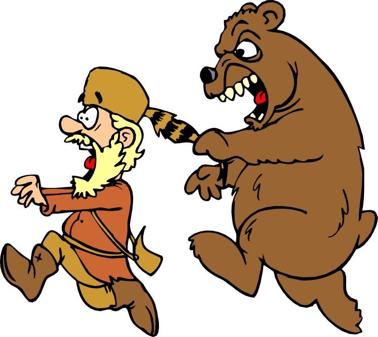 Cartoon Standing Bear Cartoon Bear Page 2