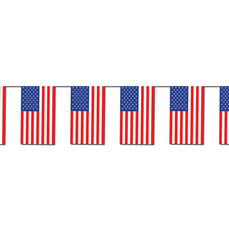 American Flag Decorations & Party Supplies