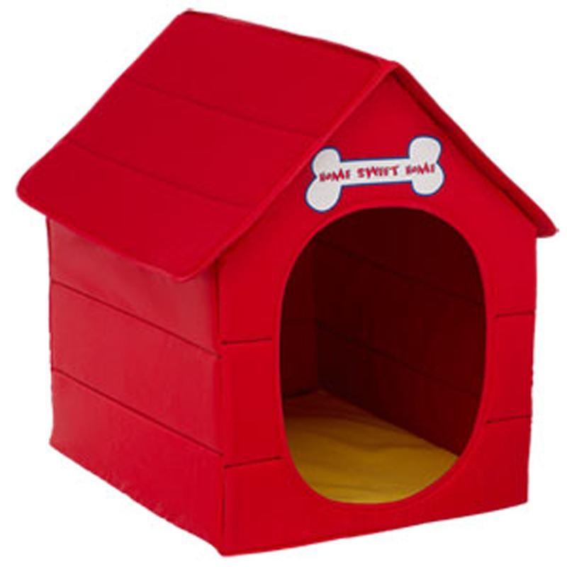 Plush Dog House Toy