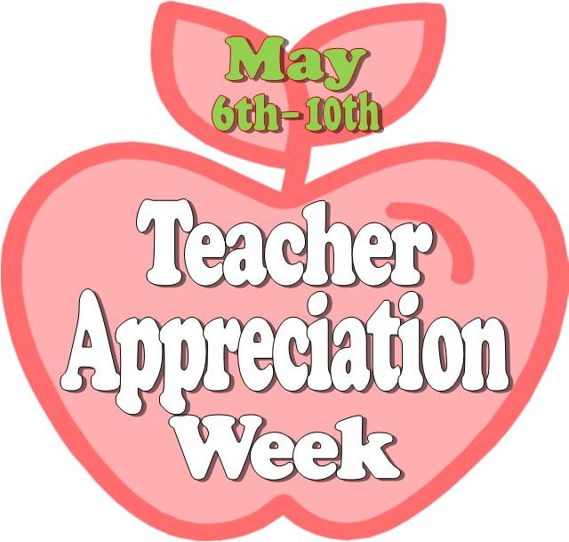 teacher appreciation week clip art - photo #12