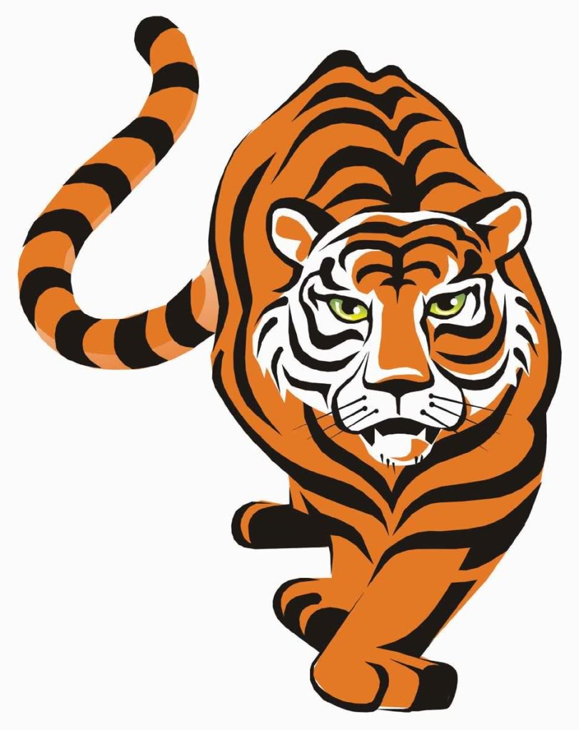 tiger logo clipartsco