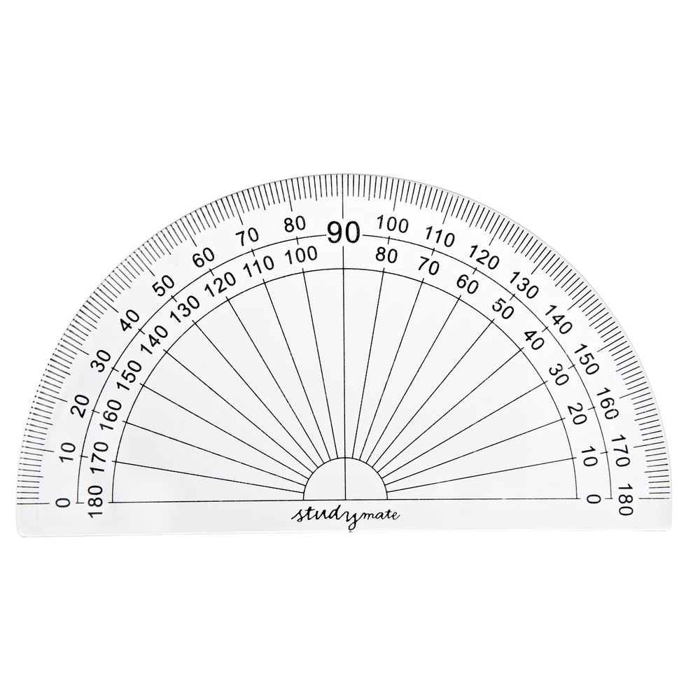 Printable Protractor Cliparts Co