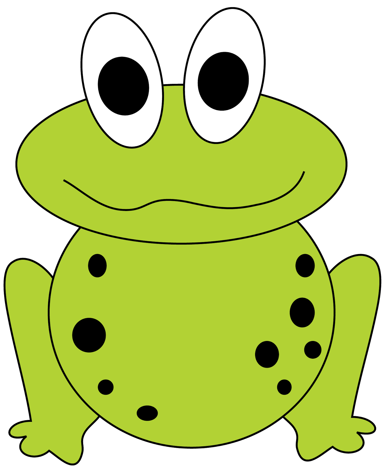 Pictures Of Frogs For Kids - Cliparts.co