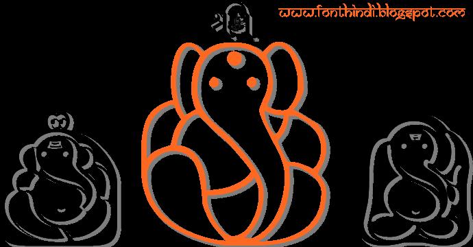 Shree Ganesha Symbols Font, Free Download Creative And