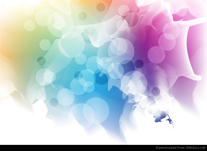 Bokeh Abstract Light Background - Free Vector Download | Qvectors.net