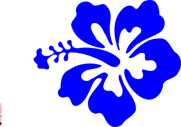 Hawaiian Flower Clip Art - Cliparts.co